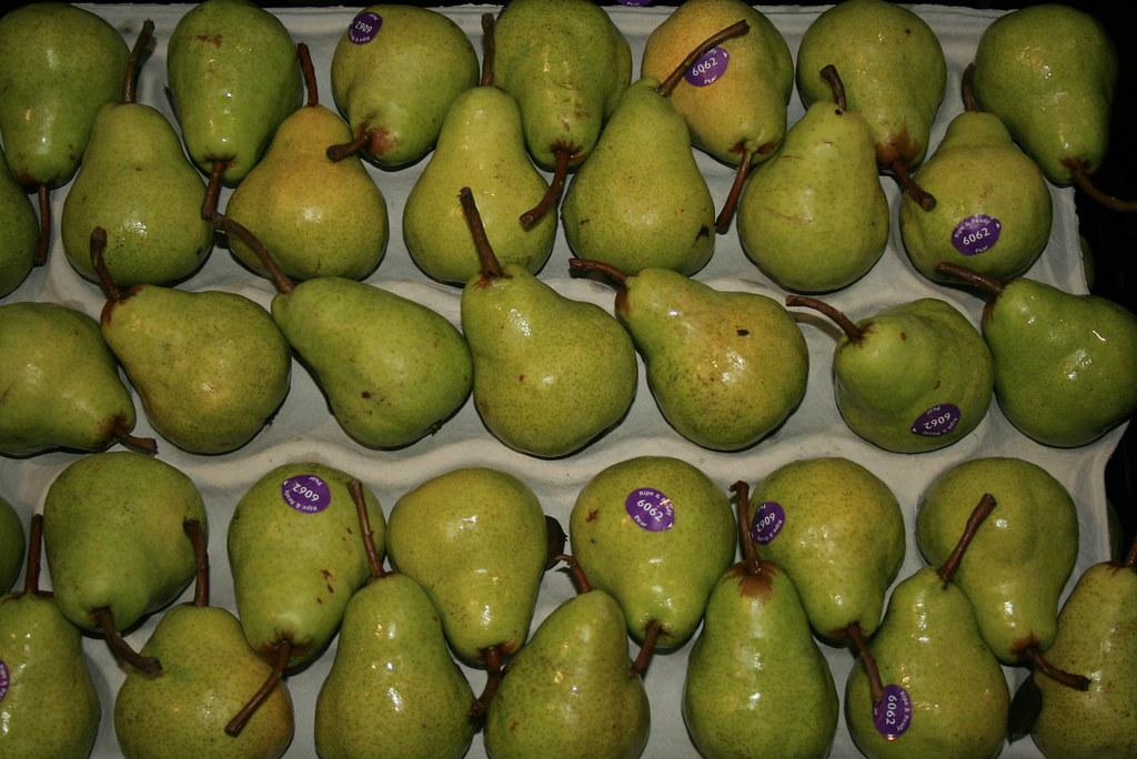 The Taste of the English Pear