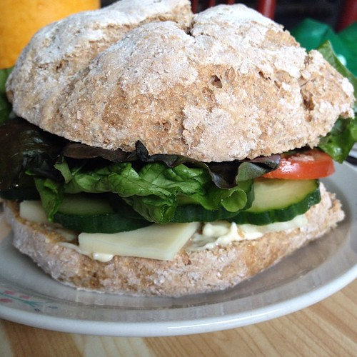 The 21st Century Sandwich: A Selection of Savoury Treats